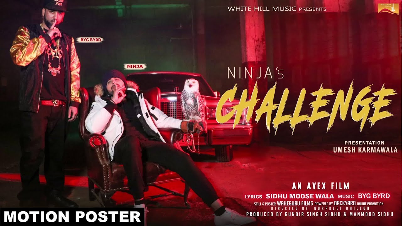 Challenge By Ninja Download Full HD  Video