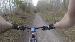 preview picture of video 'Ibstone XC MTB'