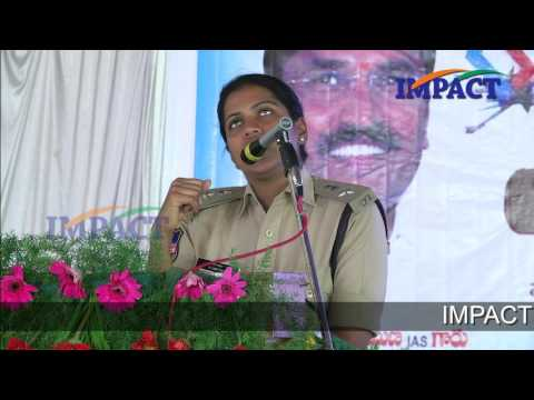 Do Best|Swetha Reddy|TELUGU IMPACT Kamareddy 2017