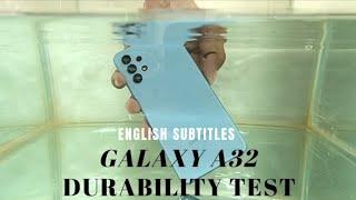 Samsung Galaxy A32 is Magical - Durability & Drop Test !