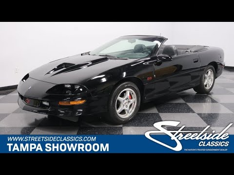 1996 Chevrolet Camaro (CC-1310824) for sale in Lutz, Florida