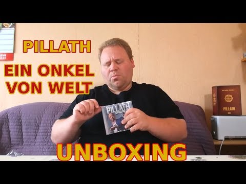 PILLATH - Ein Onkel Von Welt (Limited Box) Unboxing
