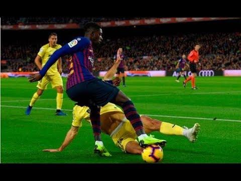 Ousmane Dembélé – Crazy Talent - Fast Skills & Goals 2019 HD|