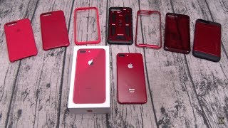 iPhone 8 Plus Product Red Unboxing And Must Have Accessories