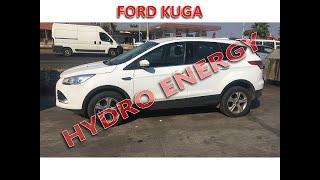 Ford kuga hidrojen yakıt sistem montajı