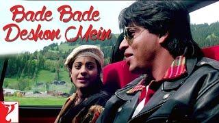 Bade Bade Deshon Mein - Dialogue - Dilwale Dulhania Le Jayenge