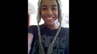 Jacob Perez a.k.a Princeton from mindless behavior