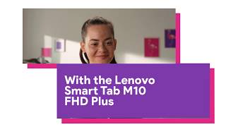 YouTube Video lfv_B_D-0rg for Product Lenovo Smart Tab M10 FHD Plus (2nd Gen) with Alexa Built-in by Company Lenovo in Industry Tablets