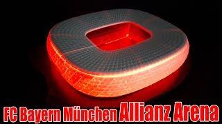 RAVENSBURGER FC BAYERN MÜNCHEN ALLIANZ ARENA BEI NACHT 12530 [Vorstellung | dertestmichel]