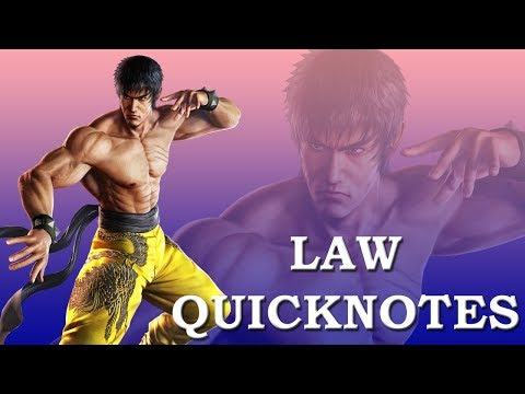 T7 Law QuickNotes