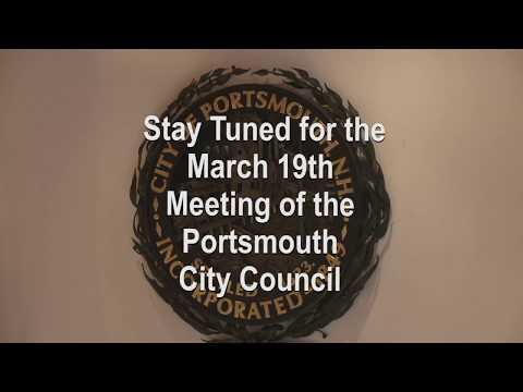 City Council 3.19.18
