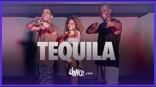 Tequila   Juanes, Christian Nodal | FitDance Life (Coreografía Oficial)