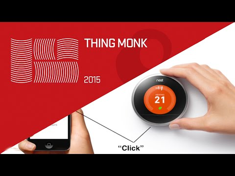 ThingMonk 2015: Claire Rowland – Coherent UX for Distributed Systems