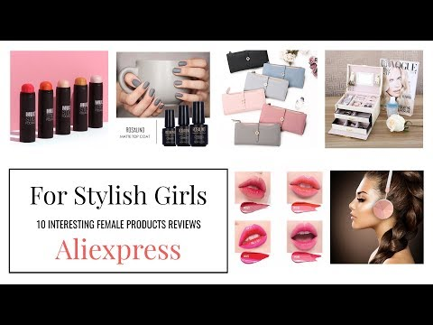 25 BEST AND NICE PRODUCTS FOR STYLISH GIRLS FROM ALIEXPRESS // WOMEN'S BEST PRODUCTS ON ALIEXPRESS