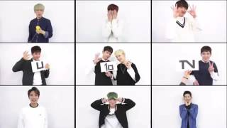 UP10TION U10TV ep.57 ウェイオパトラ【日本語字幕】