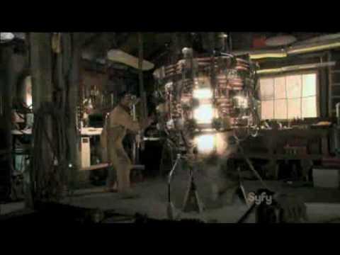 Eureka Season 4 'Henry Plus One' (Promo)