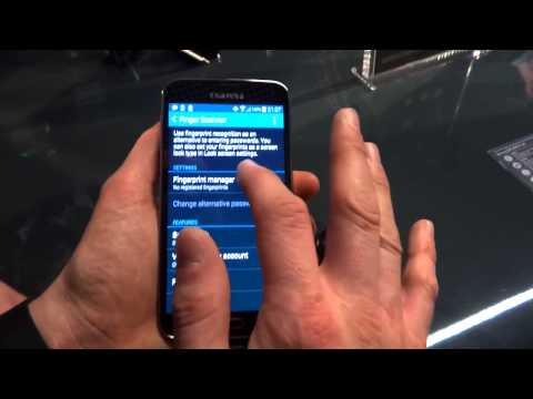 Foto MWC 2014: Samsung Galaxy S5, video anteprima
