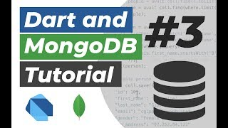 Dart and MongoDB Tutorial #3: Refactor our REST API into Controller classes