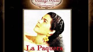 La Paquera de Jerez - Llanto Por Javier Molina, Soleares (VintageMusic.es)