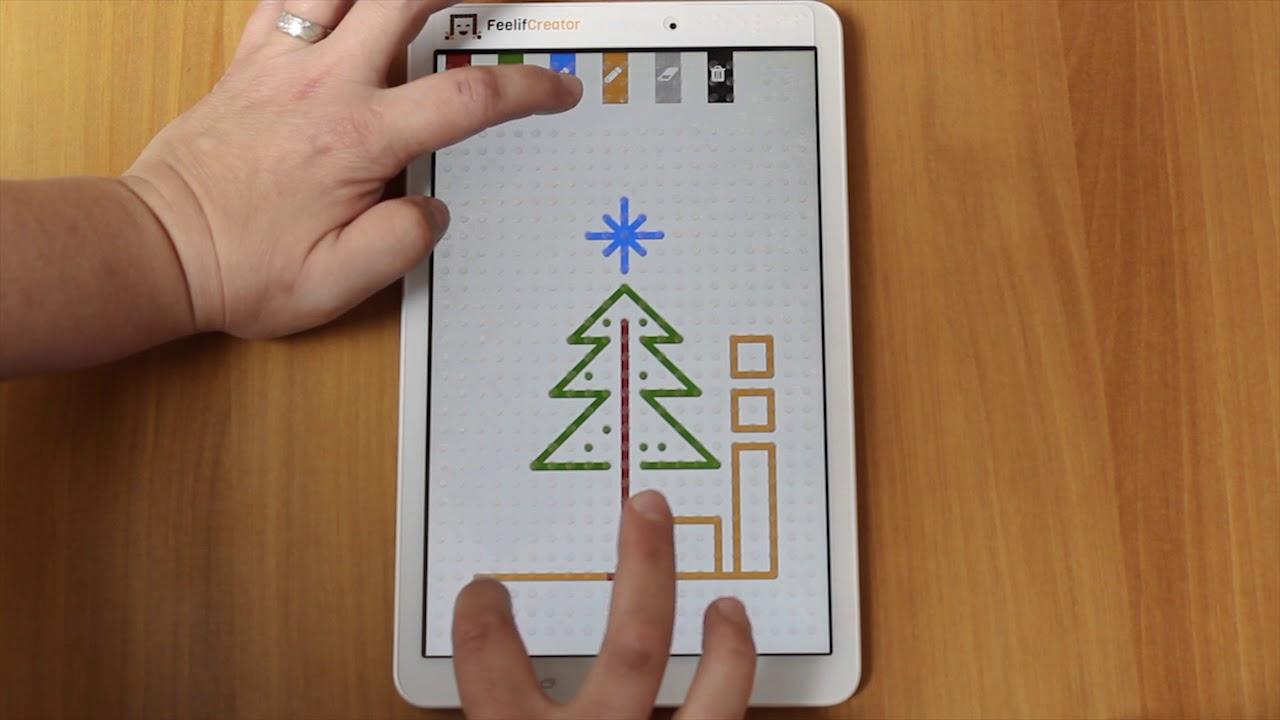 watch video Feelif draw