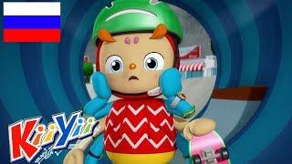 Инси Винси паучок   детские песни   KiiYii   мультфильмы для детей