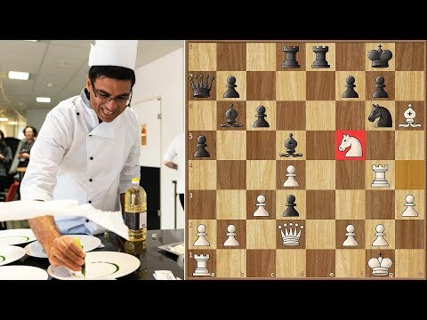 Exotic Cuisine | Anand vs Ding || Altibox Norway (2019)