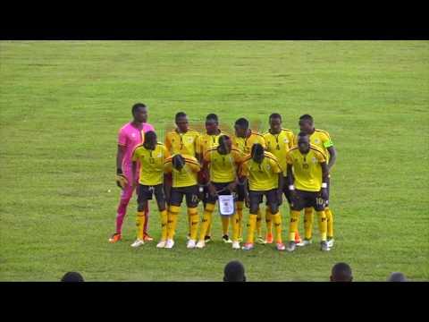 Uganda draws 1 - 1 with Eritrea in CECAFA U-20
