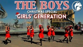 [KPOP IN PUBLIC MEXICO] Girls' Generation 소녀시대 - The Boys Dance Cover by MadBeat Crew