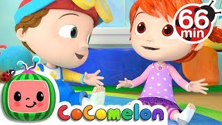 The Socks Song + More Nursery Rhymes & Kids Songs - CoComelon