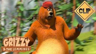 Grizzy et le distributeur d'oeufs surprises - Grizzy & les Lemmings