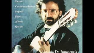Asturias by Isaac Albeniz - Antonio De Innocentis, guitar (1997)