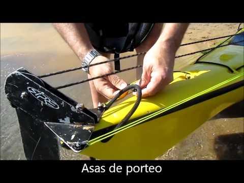 Qué kayak para el mar