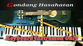 Gondang Hasahatan Versi Keyboard