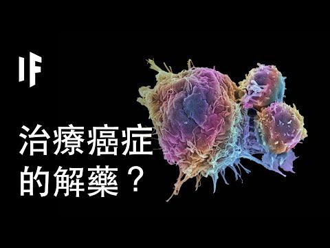 發明癌症的解藥就可以發大財?