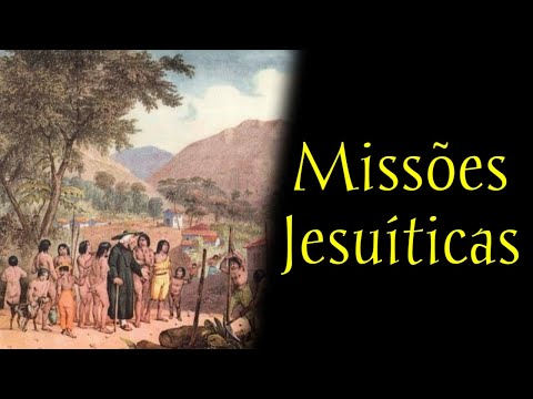 Missões Jesuíticas -Professor Anderson Amara...