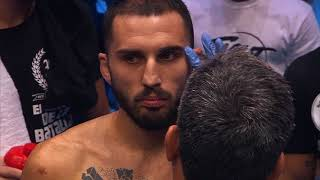 """Enrique """"Wasabi"""" Marín vs Ricardo Tirloni #fightclubslam001"""