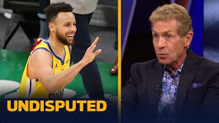 Skip Bayless defends ranking Bill Walton over Steph Curry | NBA | UNDISPUTED