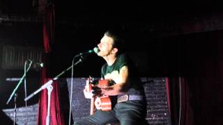 Drake Bell-Blackbird cover & Somehow (Mexico City@Caradura)