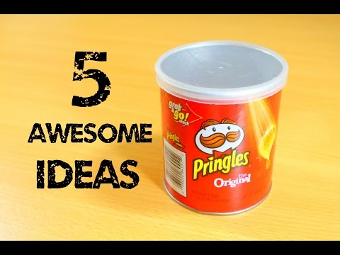 5 Awesome Ideas with Pringles