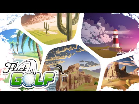 Video of Flick Golf! Free