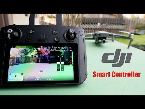 DJI Smart Controller - Unboxing, Setup, Detailed Review (2019)