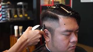 Basic Men's Haircut Tutorial ( How To Fade )