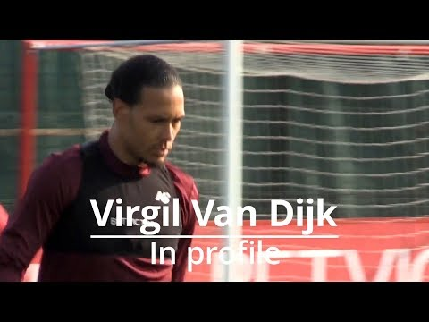Virgil Van Dijk – PFA Players' Player Of The Year In Profile