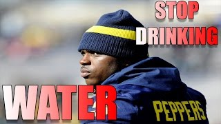 """Jabril Peppers Test """"POSITIVE?"""" for DILUTED TEST SAMPLE...My Thoughts💧"""