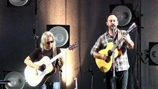 Dave Matthews Band - 5/24/14 - [Full Acoustic Set] - Atlanta, GA - Aaron's Amp - [Multicam/1080p]
