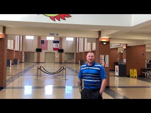 Derek Wilkins UHS Welcome