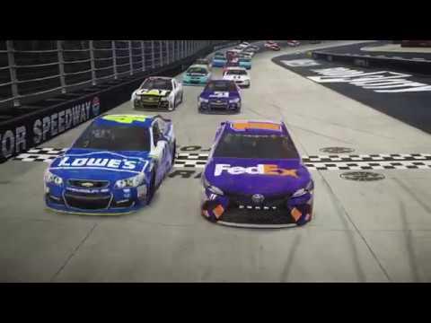 NASCAR Heat 2 - Bristol Motor Speedway Trailer thumbnail