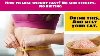 himalayan pink salt for weight loss - मुफ्त