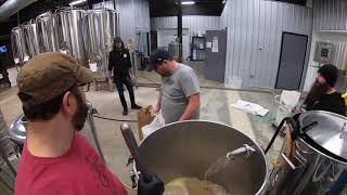 Time-lapse Brew with the guys!