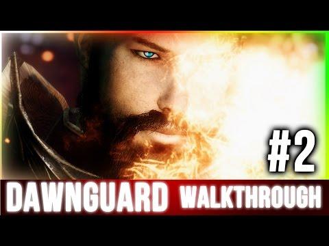 A Quick Look Around Fort Dawnguard (Skyrim Dawnguard DLC